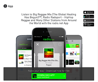 BigReggaeMix com - The Global Healing Station! - Home